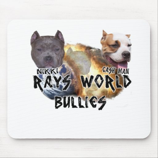 rays world bullies mouse pads