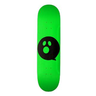Rayshine GHOST™ Black and Green Skateboard