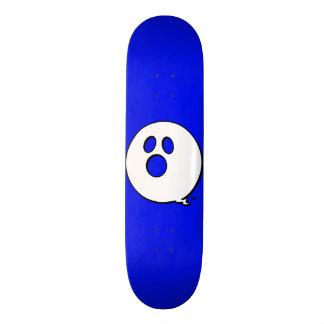 Rayshine GHOST™ Brand Blue Skateboard