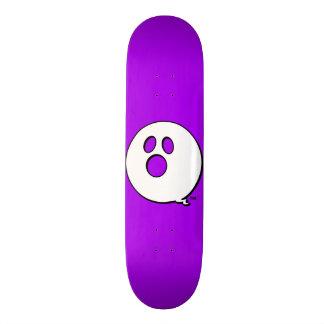 Rayshine GHOST™ Brand Bright Purple Skateboard
