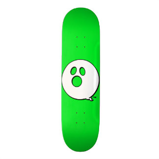 Rayshine GHOST™ Brand Green Skateboard