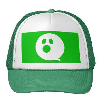 Rayshine GHOST™ Brand Green Trucker Hat