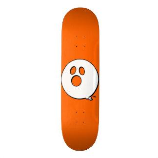 Rayshine GHOST™ Brand Hot Orange Skateboard