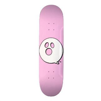 Rayshine GHOST™ Brand Light Pink Skateboard