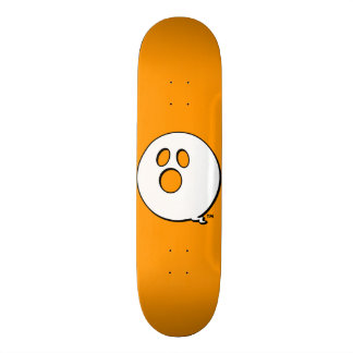 Rayshine GHOST™ Brand Orange Skateboard