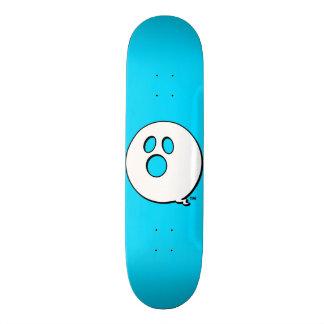 Rayshine GHOST™ Brand Sky Blue Skateboard