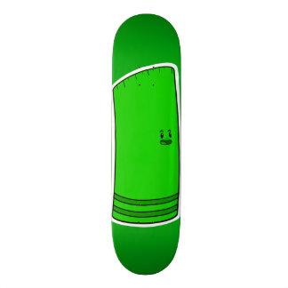 Rayshine GHOST TOON™ Slim Green Skateboard