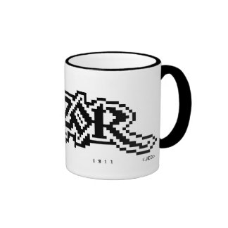 Razor 1911 coffee mugs