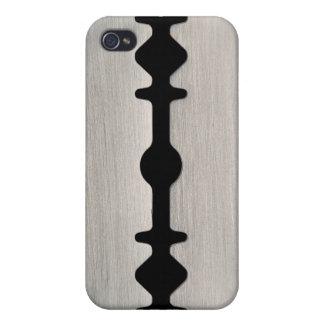 Razor Blade iPhone Case (Chrome) Cases For iPhone 4