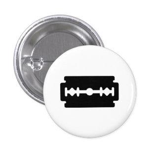 Razor Blade Pictogram Button