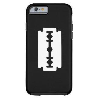 Razor Blade Pictogram iPhone 6 Case