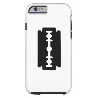 Razor Blade Pictogram iPhone 6 Case Tough iPhone 6 Case