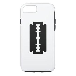 Razor Blade Pictogram iPhone 7 Case