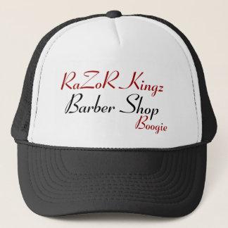 RaZoR Kingz Barber Shop Promotional Trucker Hat