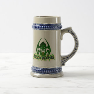 RAZRWING LUCKY  WEE DROP OF THE CREST 22oz Stein