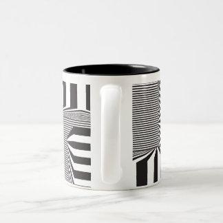 Razzle Dazzle Two-Tone Mug