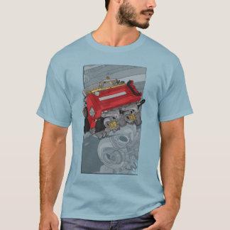 RB26 Engine illustration T-Shirt