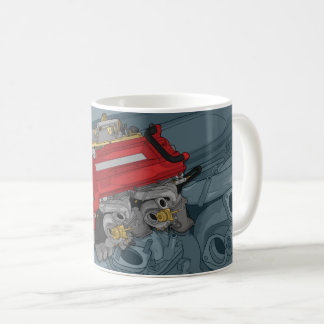 RB26 Engine Mug
