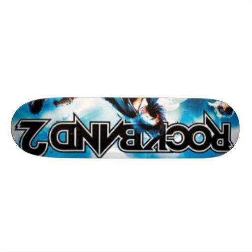 rband skateboard decks