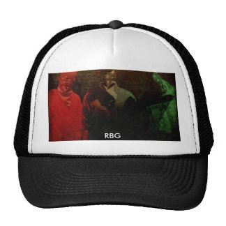 RBG RBG MESH HATS