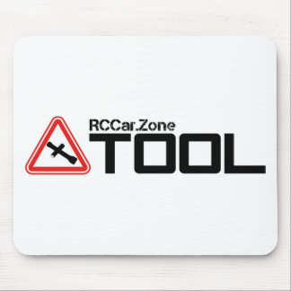 RC Box Wrench Spanner Tool Style 1 White Mouse Pad