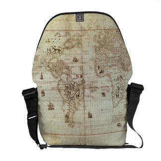 Rc C 2487 Map of the World, designed by Sebastien Messenger Bags