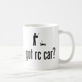 RC Car Coffee Mug
