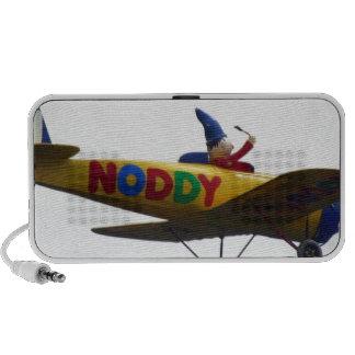 RC Model of Noddys plane Travel Speaker