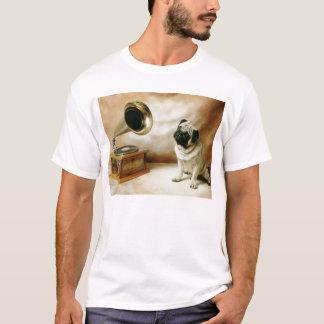 RCA Grammaphone Pug T-Shirt