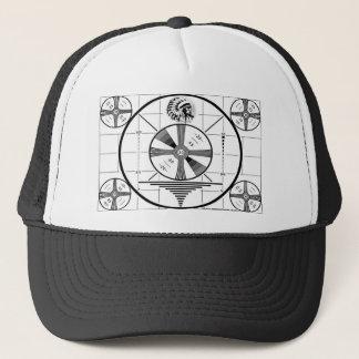 RCA Test Pattern Trucker Hat