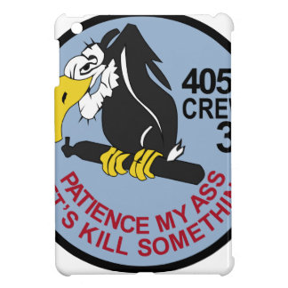 RCAF Patch 405 Squadron Escadrille Crew 3 Royal Ca iPad Mini Covers