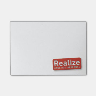 RCR Post-it® Notes 4 x 3 Sticky Notes