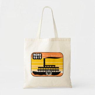 RCRU 2012 Commemoratives Budget Tote Bag