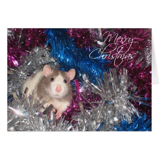 RCT Suzy Christmas Card