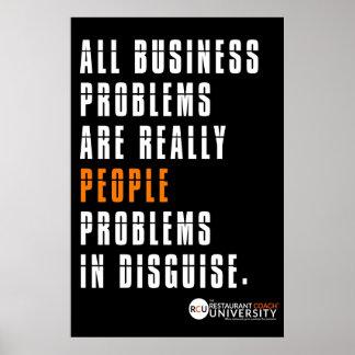RCU Business Problems Poster