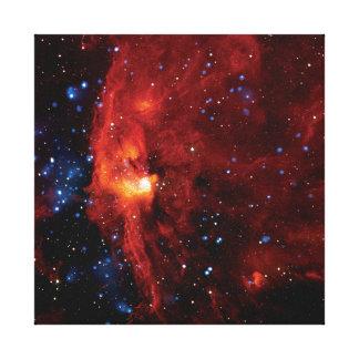 RCW 108 Star Forming Region Stretched Canvas Prints