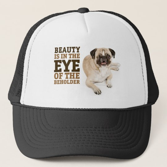 RD Pug Beauty Hat