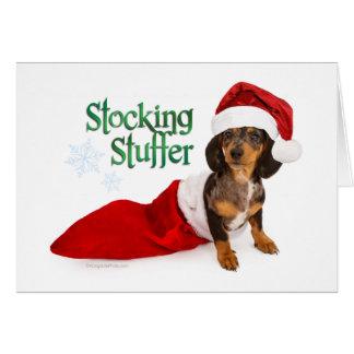 RD Stocking Stuffer Greeting Card