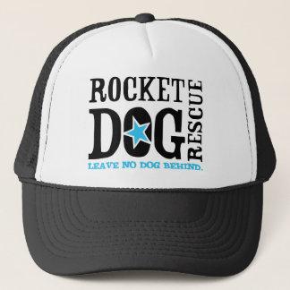 RDR Logo (blk/blue) Trucker Hat