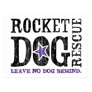 RDR Logo Postcard