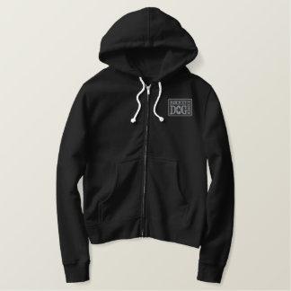 RDR Logo & Slogan (blk/gry) Hoody