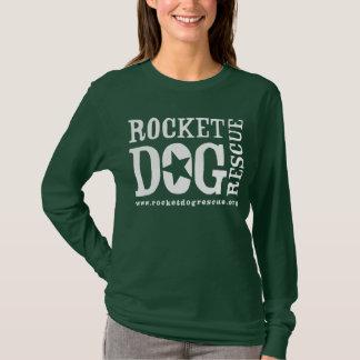 RDR Logo (wht/blank star) T-Shirt
