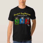 RDR - Todd Parr (3 Dogs - front only) Shirt