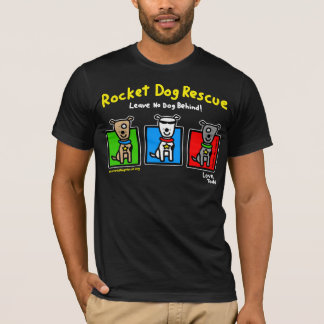RDR - Todd Parr (3 Dogs - front only) T-Shirt