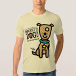 RDR - Todd Parr (Lrg Dog Brown) Tees