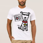RDR - Todd Parr (Lrg Dog White) T-Shirt