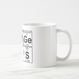 Re-Al-Ge-Ni-U-S (real genius) - Full Coffee Mug