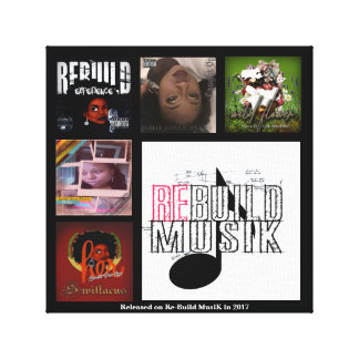 Re-Build MusiK 2017 Releases Canvas