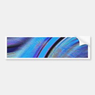 Re-Created Aurora Bumper Sticker