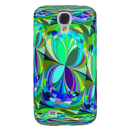 Re-Created Butterflies Galaxy S4 Cases